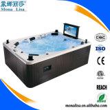 Tina caliente M-3342 del torbellino del Aqua del BALNEARIO hidráulico del masaje