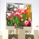 Alto schermo di visualizzazione esterno del LED di colore completo di Desity P6