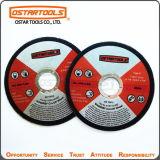 roue abrasive de coupure de disques de découpage en métal T41 de 115mm avec MPA En-12413