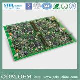 Circuit électrique de panneau de test de carte à circuit de gestionnaire de la carte à circuit imprimé DEL de carte