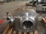 Soupape transversale modifiée chaude de té d'acier inoxydable du matériau A182 F22