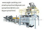 Empaquetadora del fertilizante orgánico con Ce