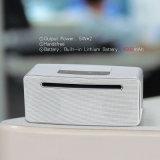 Haut-parleur sans fil actif portatif professionnel de Bluetooth