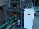 Carpeta acanalada automática del rectángulo del cartón que pega y empaquetadora (MZ-03)