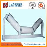 Зевака для оборудования угля минирование, стальная зевака ленточного транспортера ролика