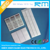 Tag passivo de 13.56MHz RFID com impressão de cor cheia
