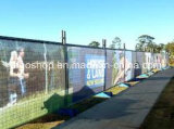屋外のFence、Colorful Plastic Banner Mesh (1000dx1000d)