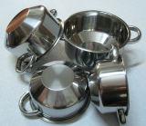 鍋のカセロールSp4-106を調理する8PCSステンレス鋼