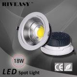 Bis&Ce&RoHS LEDの照明の18W LEDのスポットライトランプ
