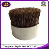 Het natuurlijke Grijze Varkenshaar van het Haar van het Varken van de Kleur Zachte Gekookte