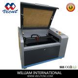 Máquina de escritorio de la marca del laser del CO2 (VCT-4030RF)