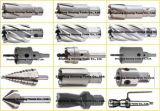 Foret de longeron avec des extrémités échangeables de carbure