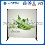 Großes Backwall Adjustable Pop oben Banner Stand (LT-21)