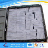 Azulejo laminado PVC 603*603*7m m del techo del yeso