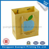 Conception simple Brown Kraft Paper Shopping Bag
