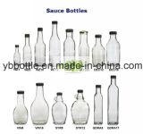 Frascos de vidro do molho do frasco 3oz-16oz do molho