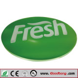 Hot Sales Round Shape Green Light Box