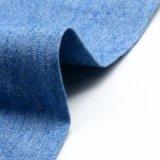 Tessuto 100% del denim del cotone nei pesi chiari