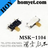 Chine Fabricant Slide Switch / Push Button Switch (MSK-1103)