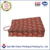 Nuovo sacco superiore della carta kraft di disegno stampato