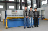 Машина гидровлической гильотины CNC серии QC11k-32X3200 QC11k режа