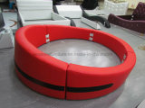 Rundes Bett der Plattform-Cy004 für Schlafzimmer