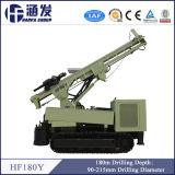 クローラータイプ多目的掘削装置(HF180Y)