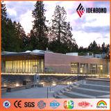 [إيدبوند] حديثة بناية تصميم ألومنيوم [إإكستريور ولّ] إنهاء مادّة ([أف-411])