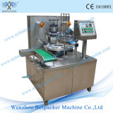 Máquina rotatoria de la taza de la taza plástica automática K