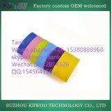 Alto manicotto resistente trasparente della gomma di silicone di Tempareture