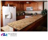 Granit et marbre en partie supérieure du comptoir de cuisine de pierre de vente