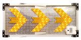 Panneau de signalisation LED Arrow Signalisation routière pour la sécurité routière