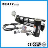Cilindri a semplice effetto del martinetto idraulico da 15 tonnellate (SOV-RC)