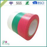 Colorare il nastro elettrico dell'isolamento del PVC con il certificato dello SGS