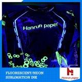 Neon Fluorescent Dye Sublimation Tinta Amarela / Magenta para Sublimação Tecido, Comparação com Kiian / Sawgrass / J-Teck,