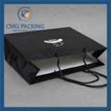Nueva bolsa de papel de lujo de las compras 2015 para la ropa (DM-GPBB-043)