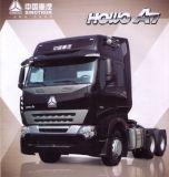 Howoa7 371HP Traktor-LKW-Schlussteil-Traktor-Kopf-LKW