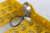 Petit incubateur complètement automatique des oeufs 2016 pour 48 oeufs