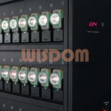 Cremalheira do carregador da lâmpada de tampão do mineiro das unidades da sabedoria 204