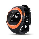 Teléfono GPS elegante del reloj el SOS que sigue el reloj para las personas mayores
