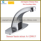 Chrome Sanitary Ware Automatic Sensor Water Basin Faucet