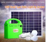Modello lampada MOGE luce solare con 10 Watt pannello solare