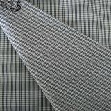 Baumwollpopelin-gesponnenes Garn färbte Gewebe für Garmrnts Hemden/Kleid Rls70-2po