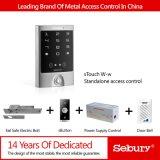 Clavier numérique de contrôle d'accès de conception d'Anti-Vandale en métal--Skey W-W