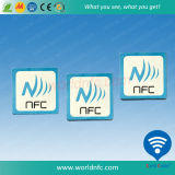 Small&#160 Rewritable; NFC  Tag  Etiqueta