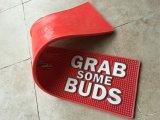 3D pvc van uitstekende kwaliteit Bar Mats van Plastic Promotional (BM-005)