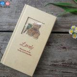 Горячая продавая дешевая тетрадь Kraft школы книга в твердой обложке