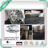 Deklaag van het Poeder van de Verf van de Kleur van het Effect van het Chroom van de Spiegel van het Profiel van het aluminium de Zilveren