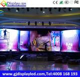 SMD P6 im Freien farbenreicher Bildschirm des LED-Bildschirmanzeige-Zeichen-HD