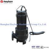Non-Bloccare la pompa per acque luride sommergibile centrifuga delle acque di rifiuto (WQ)